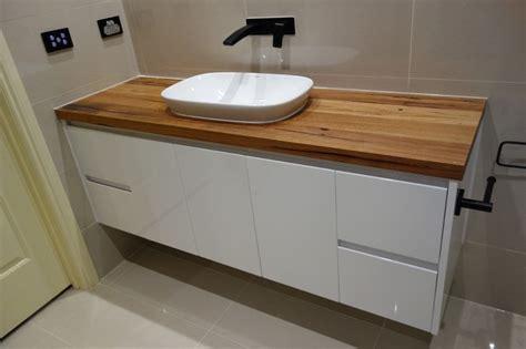 Recycled Bathroom Vanities by Recycled Timber Vanities