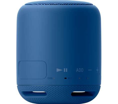 Sony Portable Waterproof Bass Bluetooth Speaker Srs Xb10 Kunin buy sony bass srs xb10 portable bluetooth wireless speaker blue free delivery currys