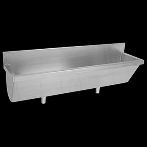 Scrub Up Sink hospital products made from grade 304 316 stainless steel