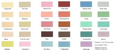 distemper paint colors