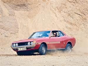 toyota celica 1600 gt coupe worldwide ta22 09 1973 75