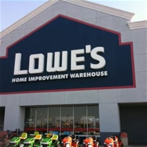 lowes home improvement store mtr
