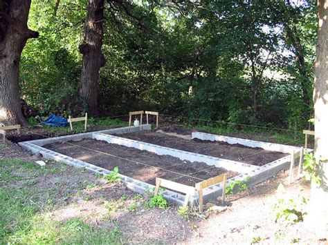 Foundation For A Shed by How To Build A Shed Foundation With Your Own