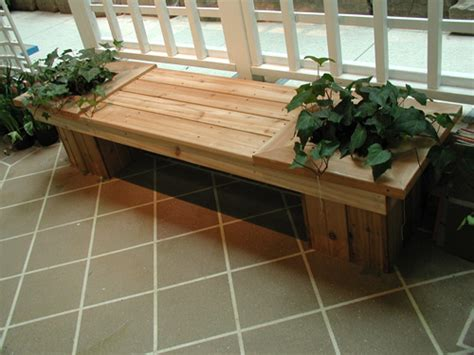 plant bench plans diy wooden outdoor bench woodworking plans landscaping