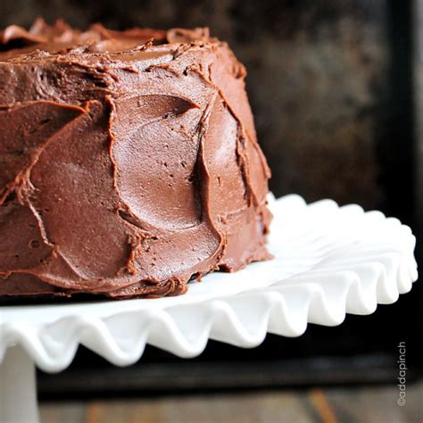 perfect chocolate buttercream frosting recipe add  pinch