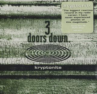 Three Doors New Song by File 3 Doors Kryptonite 437099 Jpg