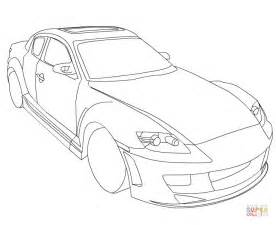 mazda full site mazda car coloring pages printable mazda best free
