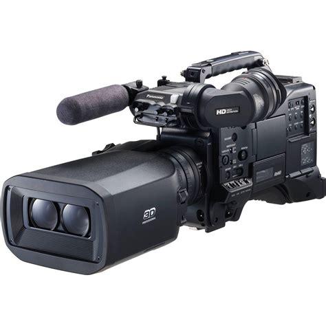 panasonic 3d panasonic ag 3dp1gj integrated lens 3d ag