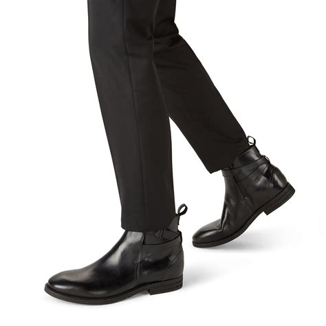 aldo galeotto boots in black for lyst