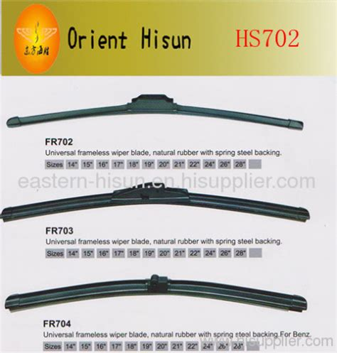 from china manufacturer ningbo orient hisun industrial co ltd auto frameless wiper blade from china manufacturer