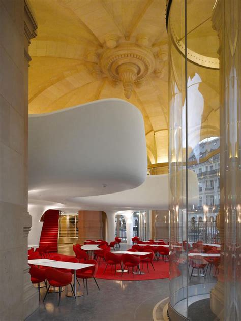 phantom lopera restaurant paris idesignarch interior design architecture interior