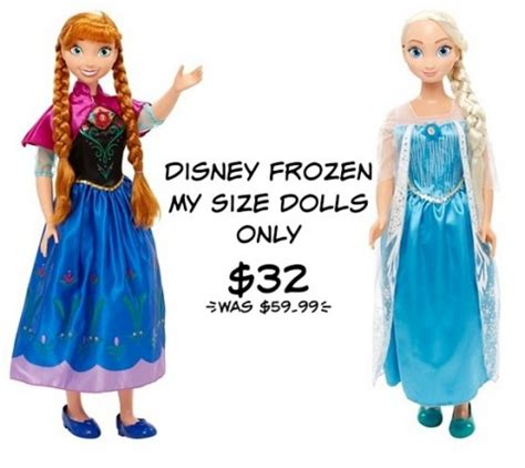 black frozen doll disney frozen elsa and my size dolls only 32
