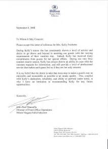 Best Reference Letter From Employer Letter Of Recommendation From Former Employer The Letter Sle