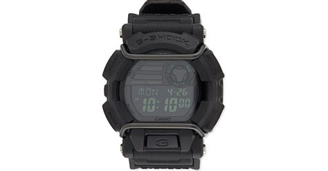 G Shock Gd400 3434 g shock gd400 3434 in black for lyst