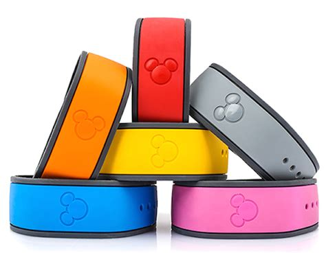 disney world magic band colors changes to magicband and photopass