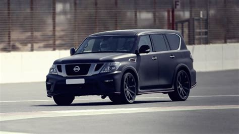 Nissan Patrol 2020 by 2020 Nissan Patrol Redesign Auto Features Nissan