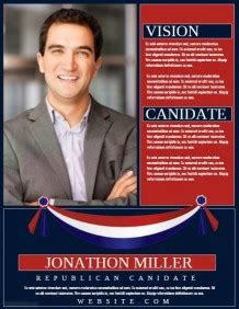 powerpoint templates for election posters caign poster templates postermywall