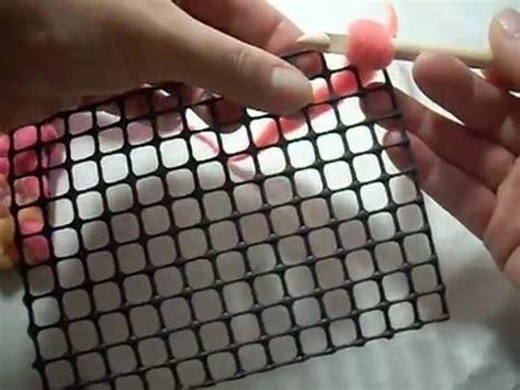 instrucciones aguja nuk  hacer alfombras youtube