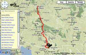 arizona trail map darren s rides arizona trail workshops