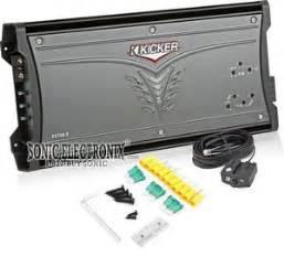 Kicker Zx700 5 kicker zx700 5 06zx7005 zx series 5 channel lifier
