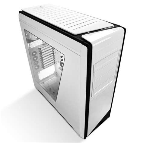Nzxt Switch 810 nzxt switch 810 white tower chassis computer atx cases