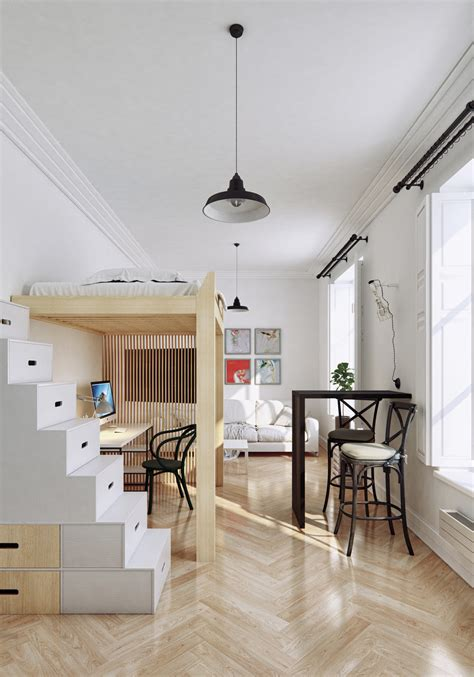 For Small Apartment by 4 Small Apartments Showcase The Flexibility Of Compact Design