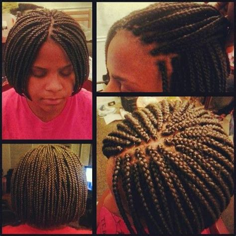 how many bags of hair for box braids braided bob braids with extentions pinterest more