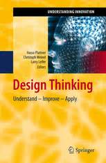 design thinking stanford book design thinking understand improve apply hasso