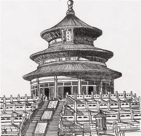 Buddha Decorations For The Home 10 beautiful house pencil drawings for inspiration hative