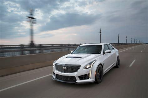 2017 Cadillac Cts V by 2017 Cadillac Cts V Reviews And Rating Motor Trend