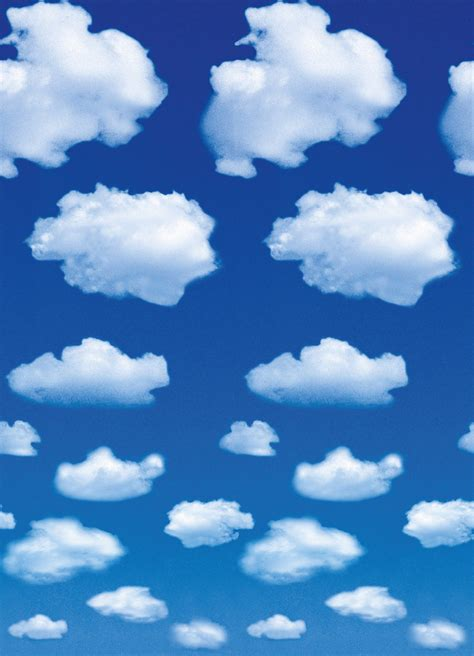clouds wall mural white clouds wall mural buy at europosters