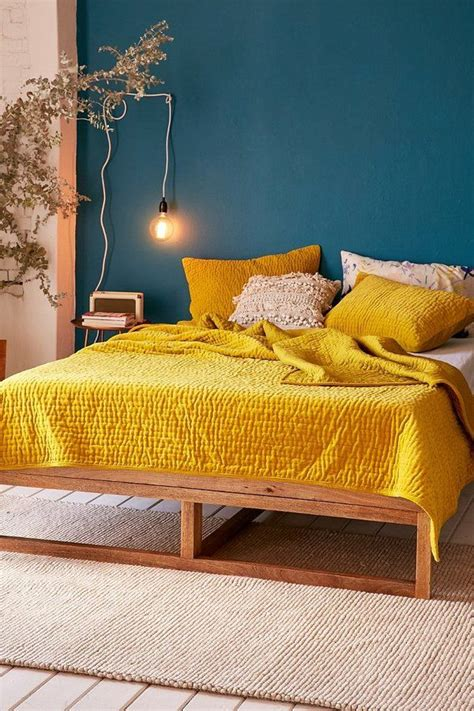 yellow and blue bedroom 1000 ideas about blue yellow bedrooms on pinterest 17894 | f0fba6ee2855d1508d3fa2f77a8216ff