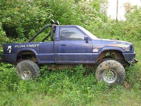 mazda b4000 lifted 1994 mazda b4000 lifted pictures to pin on