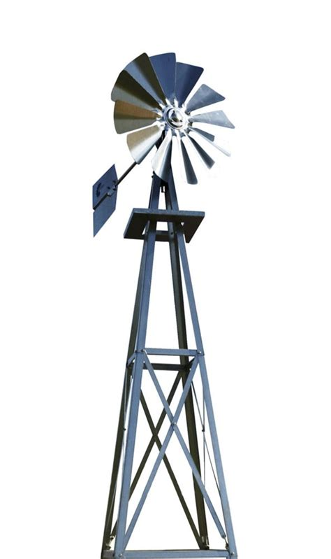 decorative windmills for homes outdoor water solutions galvanized backyard windmill