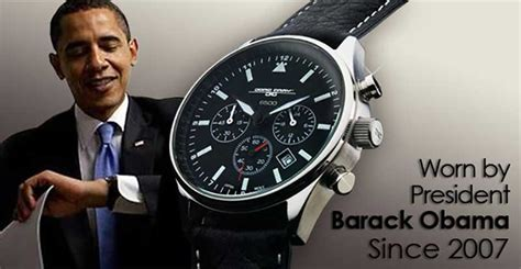 George W Bush Birthday by First Watches Presidents Of The Usa And Their Watches