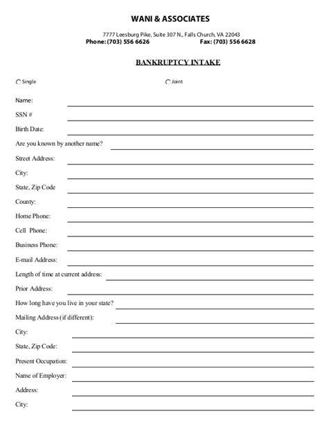 Ordinary Massage In Falls Church Va #4: Wani-associates-pc-bankruptcy-intake-form-1-638.jpg?cb=1395985456