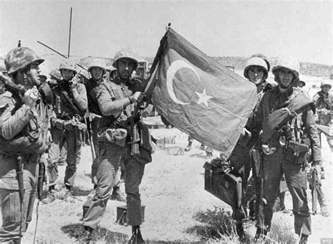 ottoman invasion of greece turkey releases new footage of 1974 invasion of cyprus