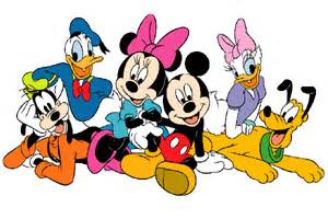 Mickey and friends picture mickey and friends photo mickey and