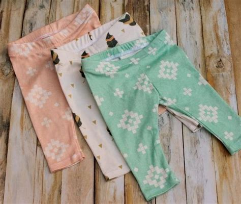 free sewing pattern baby leggings diy baby leggings with free pattern for the lil ones
