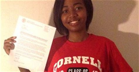 Lamar Acceptance Letter College Acceptance Letters Start Arriving For Members Of Class Of 2015 News