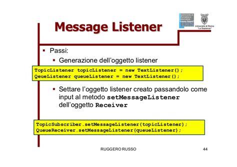tutorial java message service tutorial su jms java message service