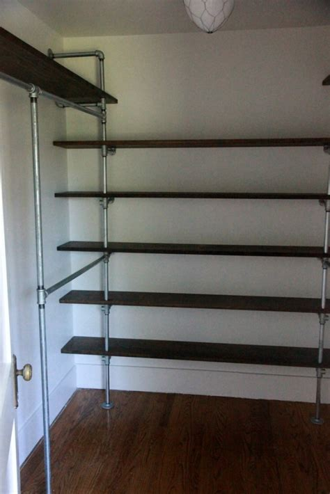 plumbing pipe bookshelves 23 diy plans to build a pipe bookshelf guide patterns