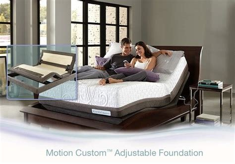 the icomfort 174 directions mattress with motion custom adjustable foundation sleep softly