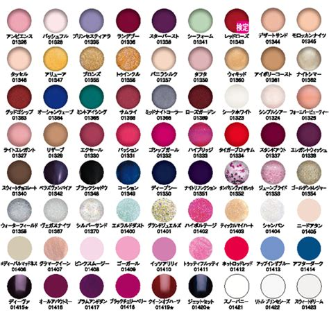 gelish color chart pin gelish color chart new pictures on