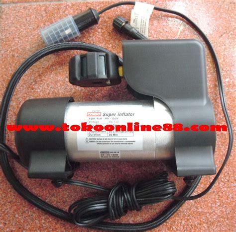 Pompa Ban Mobil Elektrik Pompa Ban Portable Emergency Berkualitas pompa ban mobil elektrik mengisi lebih cepat nggak berisik tokoonline88