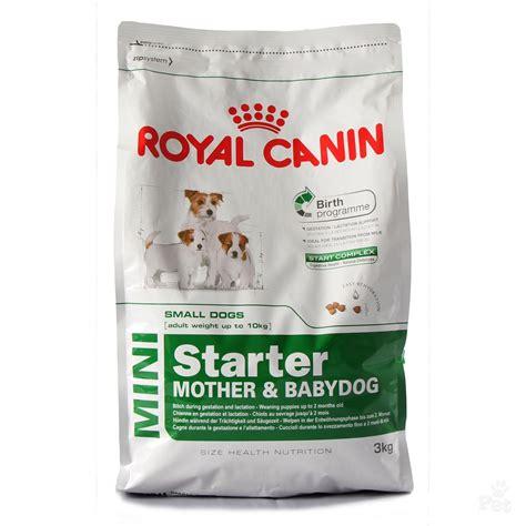 Food Royal Canin Mini Stater 3kg royal canin mini starter อาหารส น ขขนาดจ ว เล ก