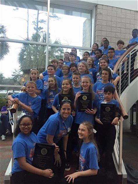 Bryson Middle Jr Beta Club welcome to inn elementary school