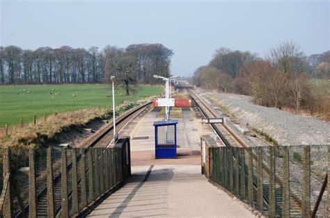 south fylde community rail lancashire