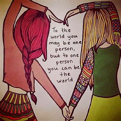 cute drawings of friendship best friend heart drawings hipster drawn course friendship pencil and in color drawn course