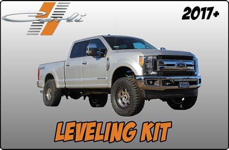 carli  ford superduty leveling system